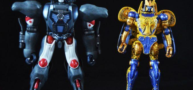 Takara-Tomy Transformers Masterpiece MP-38 Beast Wars Cheetor (Cheetus) Review