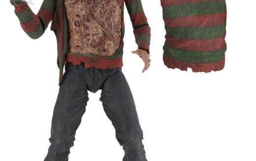 NECA Toys A Nightmare On Elm Street – Dream Warrior Freddy – 1/4″ Scale Figure On Amazon & eBay Storefronts