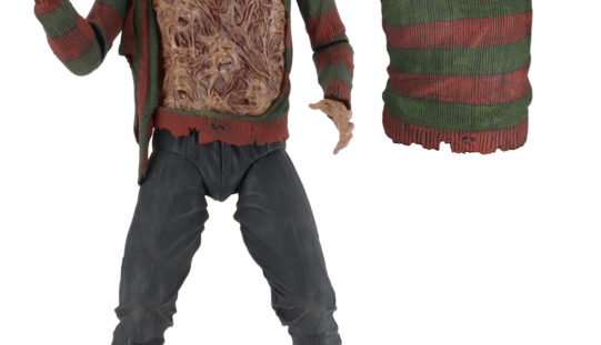 NECA Toys Shipping This Week:  Alien: Convenant, Nightmare On Elm St, Batarang & Spider-Man: HomeComing