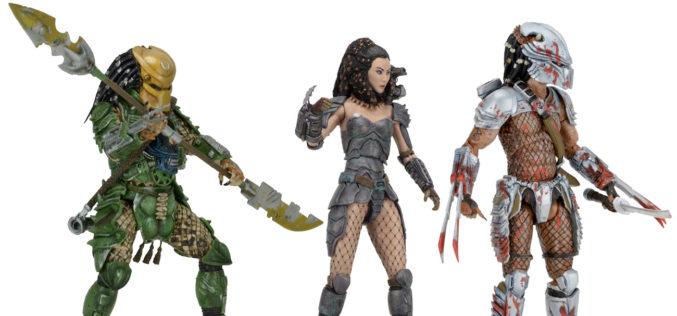 NECA Toys Predator Series 18 Full Line Up Revealed (Update)