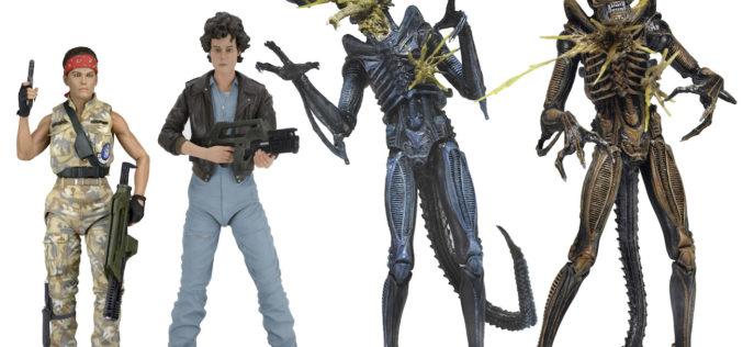 NECA Toys Announces Aliens Series 12 Figure Line-Up