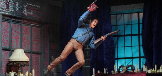 NECA Toys Ash Vs. Evil Dead – Ultimate Hero Ash Figure