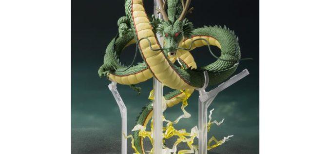 Bandai Tamashii Nations Dragon Ball Z S.H. Figuarts – Shenron