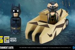 Bif Bang Pow! Batman & Bane Wooden Figures Coming To San Diego Comic-Con 2017