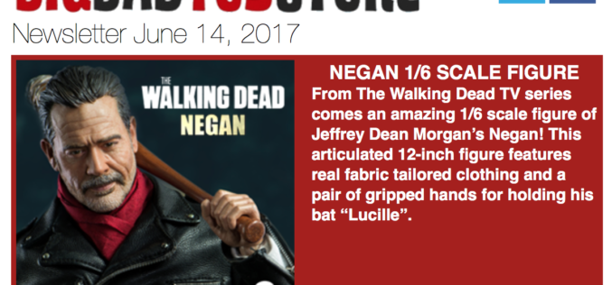 BigBadToyStore: TWD Negan, Batman v Superman, Predator, Borderlands, Overwatch, Michael Jordan, Transformers & More