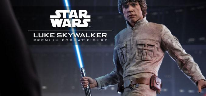 Sideshow Collectibles Star Wars: Episode V – The Empire Strikes Back – Luke Skywalker Premium Format Figure