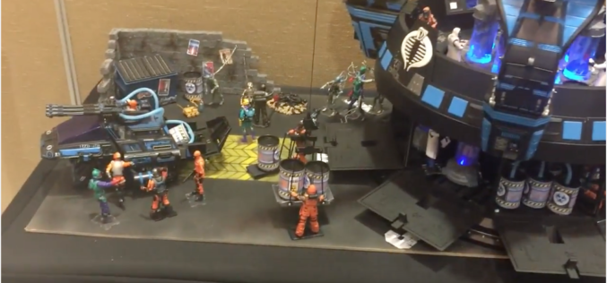 Hasbro G.I. JoeCon 2017 – Customizing Contest Video Walkthrough
