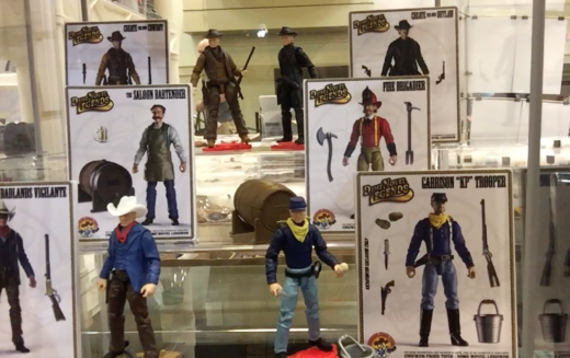 Hasbro G.I. JoeCon 2017 – Chicken Fried Toys Video Interview