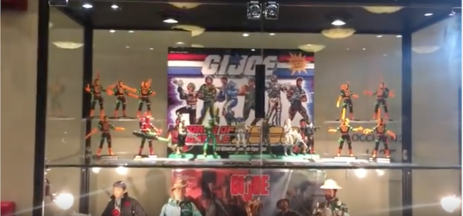 Hasbro G.I. JoeCon 2017 – Show Exclusives & SDCC Cobra Missile Command Headquarters Exclusive Video Walkthrough