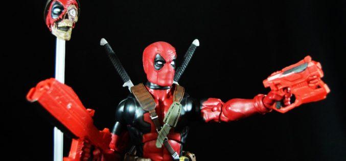 Hasbro Marvel Legends 12″ Deadpool Figure Review