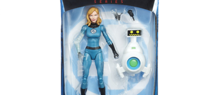 Hasbro Marvel Legends 6″ Invisible Woman Figure In-Stock On Walgreens