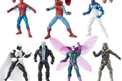 Hasbro Marvel Legends 6″ Spider-Man: Homecoming Wave Restocked On Amazon