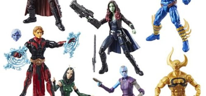 Hasbro Marvel Legends Guardians Of The Galaxy Vol. 2 Wave 2 In-Stock On Entertainment Earth