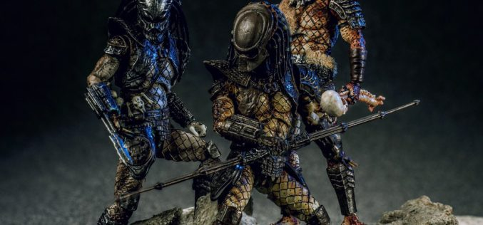 Hiya Toys Predator 1/18th Scale Figures Available To Pre-Order