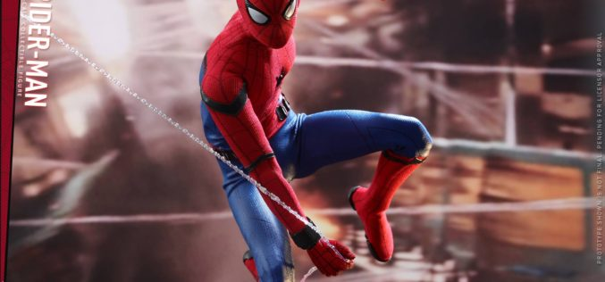 Hot Toys Spider-Man: Homecoming Sixth Scale Figure