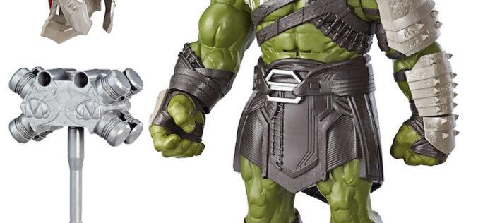 Hasbro Marvel Thor: Ragnarok Fall Product Line Revealed