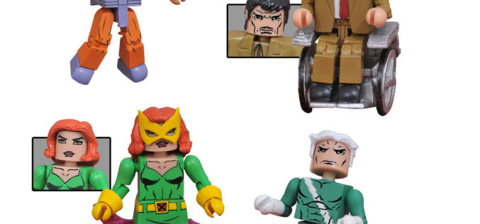 Diamond Select Toys Releases December 2017 Solicitations – Thor Ragnarok, Justice League, Spider-Man, Batman Beyond & More