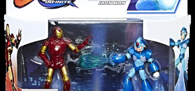 Marvel vs. Capcom: Infinite 3.75 Inch Figure 2-Pack Details