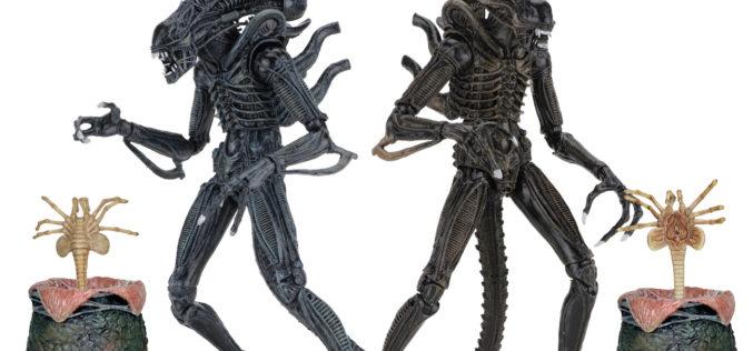 NECA Toys Reveals Ultimate Alien Warriors Official Details & Images