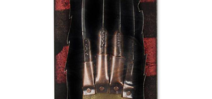 NECA Toys Freddy Kruger's Glove & Gremlins Gizmo On Their Amazon & eBay Storefront