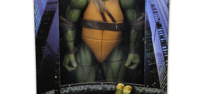 NECA Toys Teenage Mutant Ninja Turtles 1/4″ Leonardo On Amazon & eBay Storefront