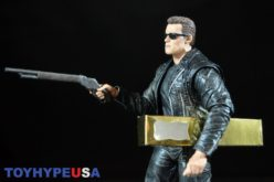 NECA Toys Terminator 2: Ultimate T-800 3D 7″ Figure Review