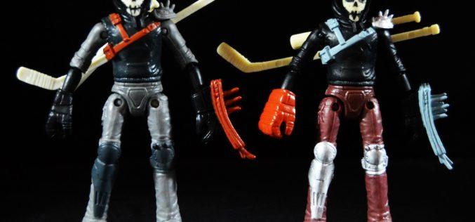 Playmates Toys Teenage Mutant Ninja Turtles Vigilante Casey Jones Figure Review