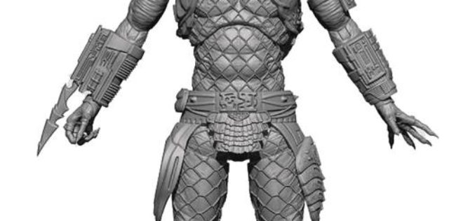 Hiya Toys Predator 2 1/18th Scale Figures Available To Pre-Order
