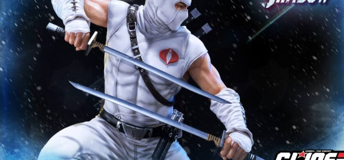 Prime 1 Studio G.I. Joe PMGJ-02: Storm Shadow Statue Official Details & Images