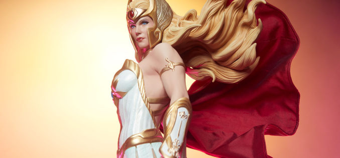 Sideshow Collectibles Masters Of The Universe She-Ra Statue Pre-Orders