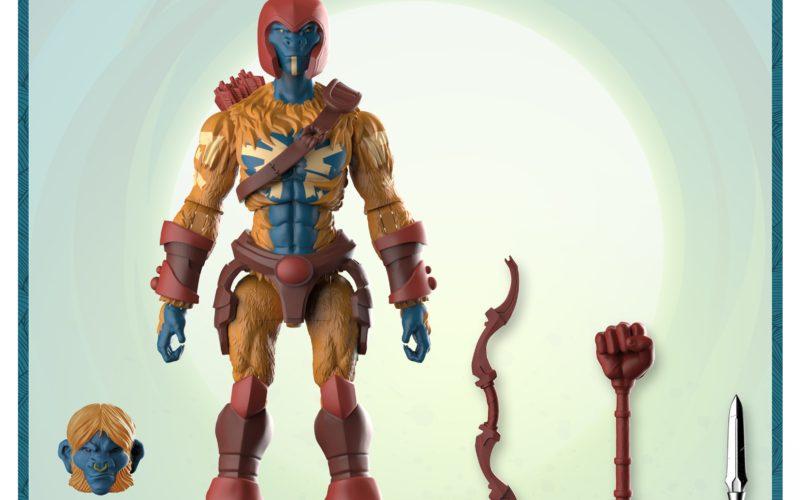 Spero Toys: Animal Warriors Of The Kingdom Kickstarter – New Characters Revealed