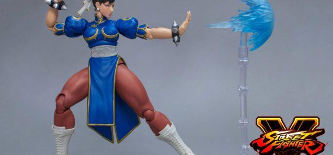 Storm Collectibles Street Fighter Chun Li Figure Pre-Orders