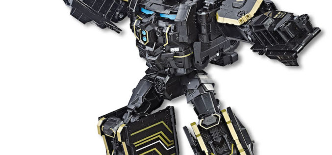 Hasbro Reveals Transformers Primitive Skateboarding SDCC 2017 Exclusive