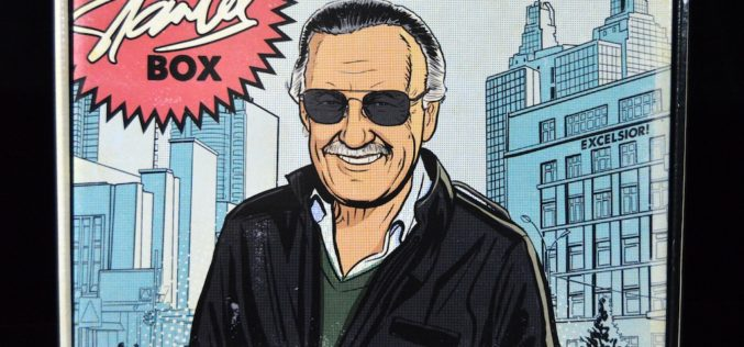 The Stan Lee Box Subscription Unboxing & Review – April 2017