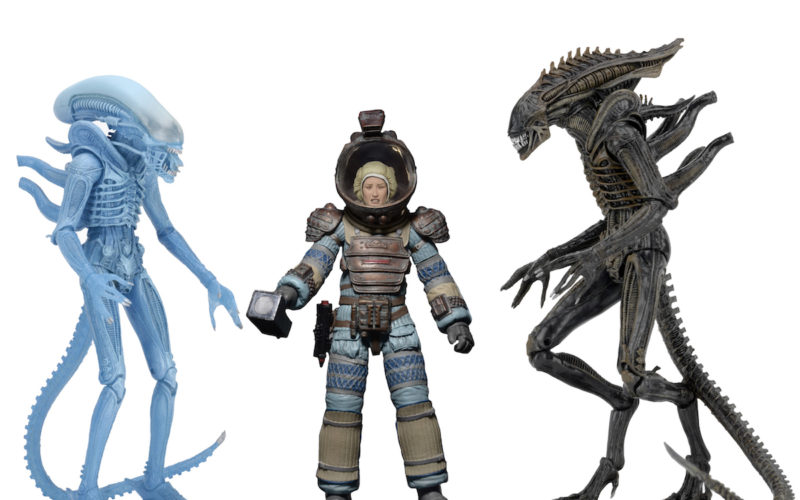 NECA Toys Aliens Series 11 On Amazon & eBay Storefront