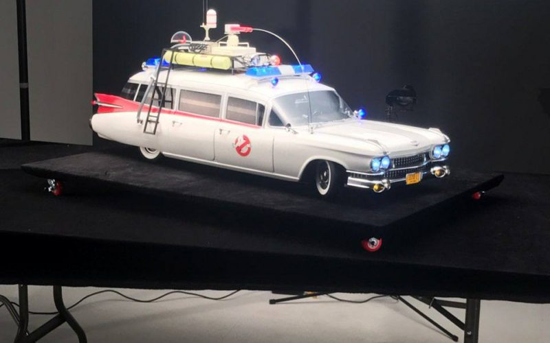 Blitzway Ghostbusters Ecto-1 Sixth Scale Vehicle Announced