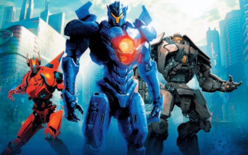 Diamond Select Toys Signs License For Pacific Rim Uprising