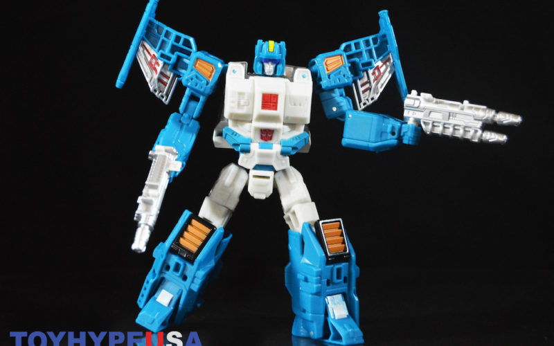 Hasbro Transformers Titans Return Autobot Topspin & Freezeout Figure Review