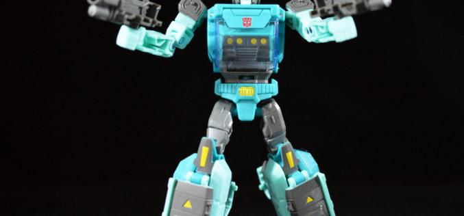 Hasbro Transformers Titans Return Sergeant Kup & Flintlock Figure Review