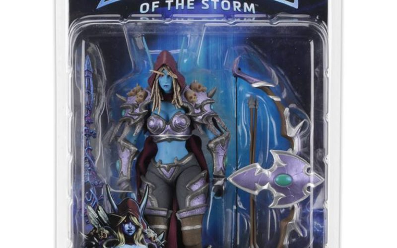 NECA Toys Shipping This Week – Heroes Of The Storm Series 3