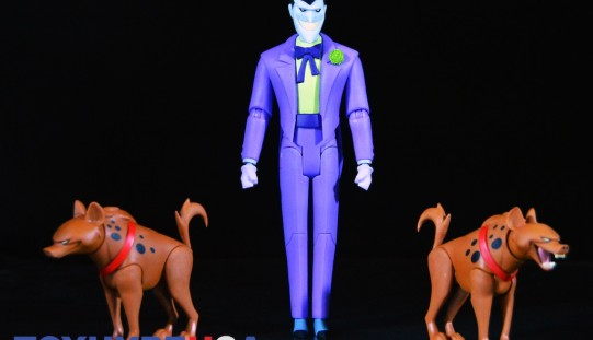 DC Collectibles The New Batman Adventures The Joker Figure Review