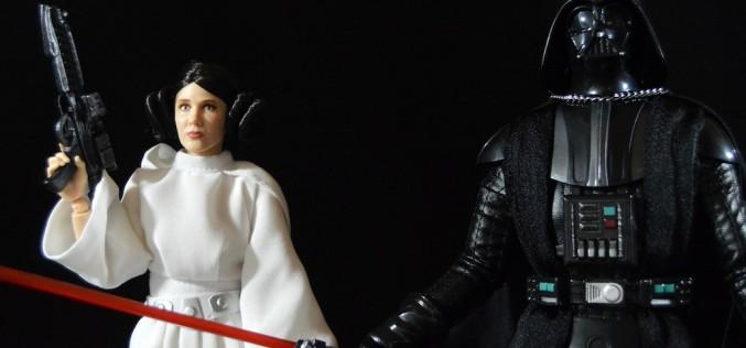 Disney Store Star Wars 10-12″ Premium Elite Series Figures – Darth Vader & Princess Leia Review