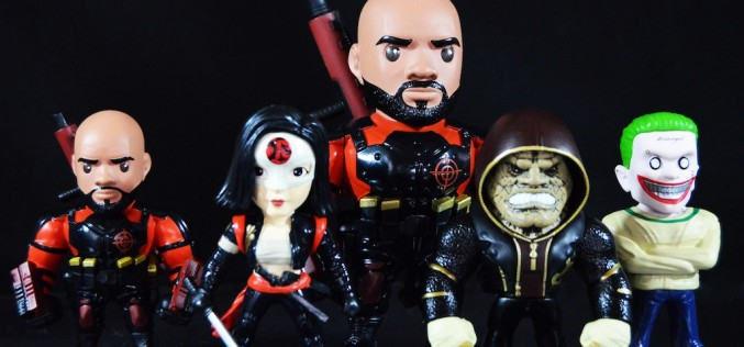 Jada Toys Suicide Squad Series 2 Metals Die Cast Figures Review