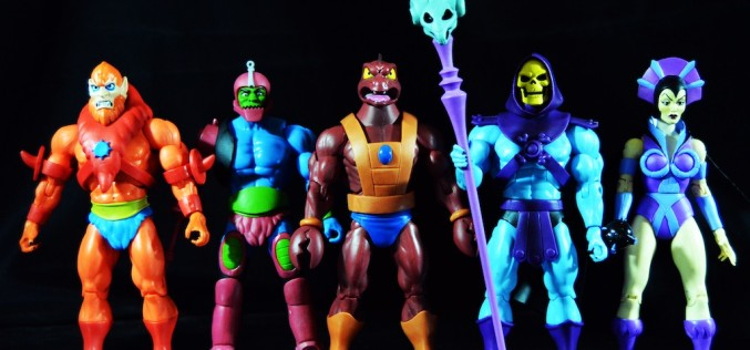 Mattel: Masters Of The Universe Classics Filmation Clawful Figure Review