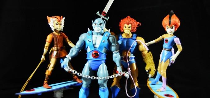 Mattel: ThunderCats Classics Panthro Figure Review