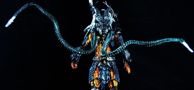 NECA Toys Predator Deluxe Clan Leader 7″ Scale Figure Review