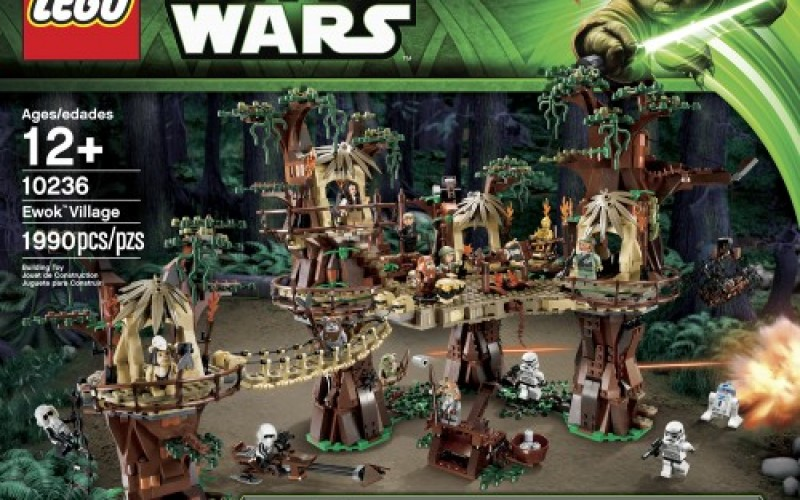 Lego Shop Offers Star Wars 10236 Ewok Village To VIP Members From ...