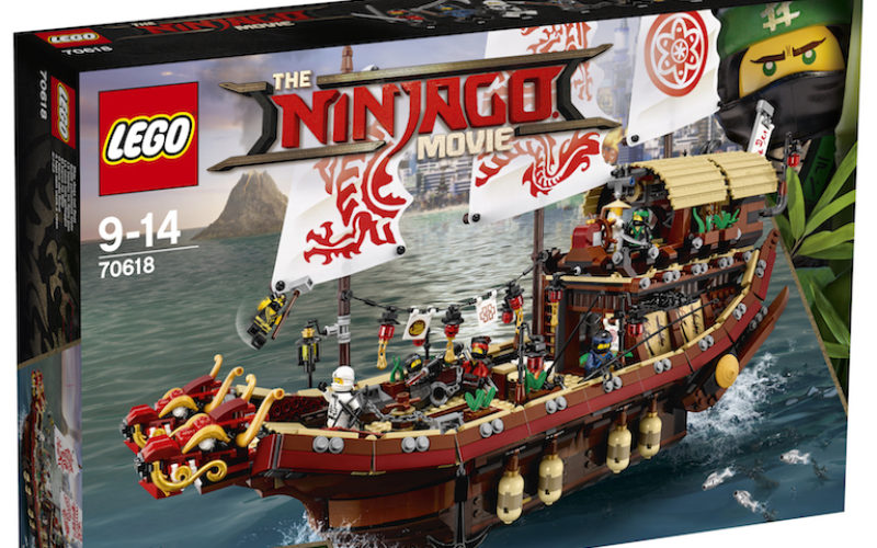 LEGO Announces The First Wave Of LEGO Ninjago Movie Sets - Toy Hype USA