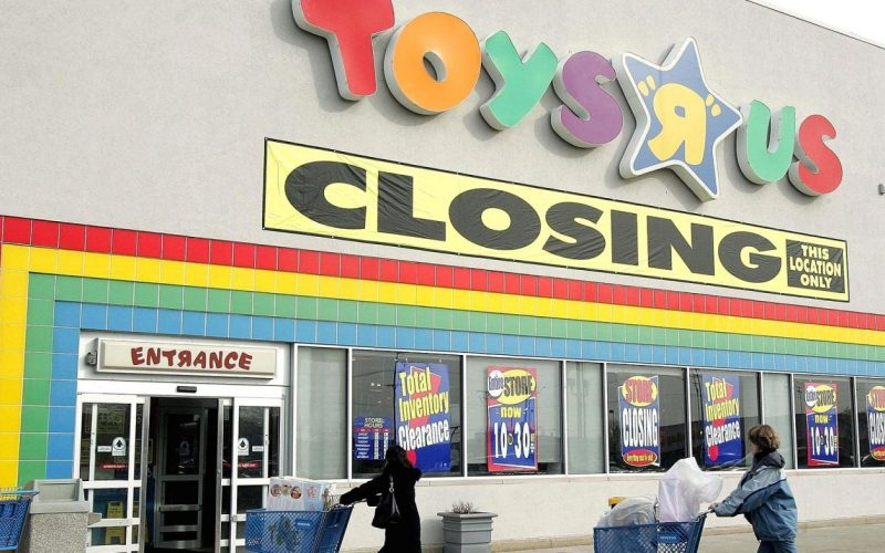 """Toys""""R""""US Store Closings Planned In U.S. Beginning February - Toy ..."""